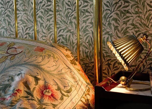 ヴィンテージ風ベッドルーム
