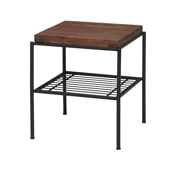 bitter ヴィンテージモダン サイドテーブル (幅40cm)