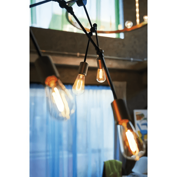 モダンペンダントライトスチール製 電球付き 幅71~109cm